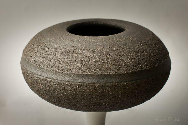 sculpture Cendrier antique